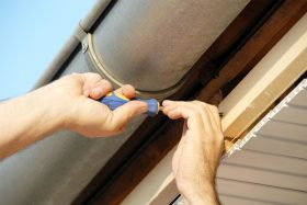 Concord Seamless Gutters Uses Seamless Gutter Installation